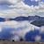 ilha · cratera · lago · parque · azul · Oregon - foto stock © billperry