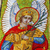 fresk · obrazy · piękna · kolorowy · świątyni · ściany - zdjęcia stock © billperry