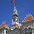 pueblos · comité · edificio · Vietnam · ciudad · bandera - foto stock © billperry