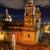 улице · аккуратный · собора · здании · город · синий - Сток-фото © billperry