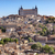 alcazar fortress medieval city toledo spain stock photo © billperry