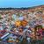red dome templo san diego jardin juarez theater guanajuato mexic stock photo © billperry