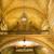 chiesa · organo · luce · sfondo · nero · argento - foto d'archivio © billperry