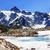 randonnée · bleu · neige · piscine · artiste · point - photo stock © billperry