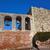 terremoto · ruínas · grande · casa · seguro - foto stock © billperry
