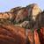 rezervuar · kanyon · budist · tapınak · doğa · seyahat - stok fotoğraf © billperry
