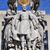 sas · kő · szobor · építészeti · részlet · épület · madár - stock fotó © billperry