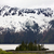 snow mountain close up seward highway anchorage alaska stock photo © billperry