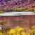 red brown colorado river reflection abstract rock canyon yellow stock photo © billperry