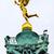 genie de la liberty bastile square place de la bastille paris fr stock photo © billperry