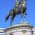 major general george henry thomas civil war statue thomas circle stock photo © billperry