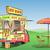 アイスクリーム · トラック · 実例 · 製品 · グラフィックス · ビジネス - ストックフォト © binkski
