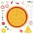 pizza · zestaw · składniki · biały · restauracji - zdjęcia stock © biv