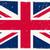 groot-brittannië · vlag · land · Verenigd · Koninkrijk · standaard · banner - stockfoto © biv