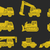 construction machinery icons stock photo © biv