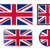 Europa · vlaggen · vector · wereld · reizen - stockfoto © biv