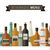 ingesteld · bier · flessen · icon · stijl · lang - stockfoto © biv