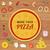 вектора · пиццы · Ингредиенты · продовольствие · сыра · красный - Сток-фото © biv