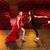 dançarinos · etapa · retrato · feminino · masculino · freestyle - foto stock © blanaru