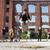 Dance · власти · энергичный · молодые · хип-хоп · улице - Сток-фото © blanaru
