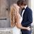 свадьба · пару · поцелуй · другой · сидят · каменные - Сток-фото © blanaru