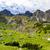 dağlar · manzara · görmek · güneşli · yaz - stok fotoğraf © blasbike