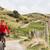 man · paardrijden · mountainbike · berg - stockfoto © blasbike