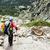 donna · escursioni · zaino · corsica · montagna · Francia - foto d'archivio © blasbike