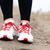 corredor · ejecutando · zapatos · mujer · femenino · correr - foto stock © blasbike