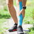 man running with kinesiotape stock photo © blasbike
