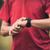 クローズアップ · 手 · ハートビート · 看護 · 血圧 - ストックフォト © blasbike