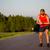мужчины · Runner · импульс · спортивный · бородатый - Сток-фото © blasbike