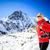 mulher · caminhadas · mochila · himalaia · montanhas - foto stock © blasbike