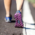 walking or running legs on aspahlt road adventure and exercisin stock photo © blasbike