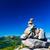 dağlar · manzara · görmek · taşlar · dengelemek - stok fotoğraf © blasbike