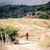 mountain bike mtb rider on country road track trail in inspirat stock photo © blasbike