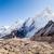 dağlar · everest · manzara · buzul · park · himalayalar - stok fotoğraf © blasbike