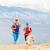 çift · hikers · başarı · dağlar · adam · kadın - stok fotoğraf © blasbike