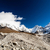 Mountains landscape hikers stock photo © blasbike