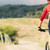 berg · paardrijden · fiets · zomer · bergen - stockfoto © blasbike
