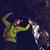 adam · keşfetmek · yeraltı · karanlık · mağara · tünel - stok fotoğraf © blasbike