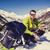 randonnée · engins · himalaya · montagnes · Voyage · équipement - photo stock © blasbike