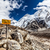 Everest · Dağı · tabelasını · kamp · himalayalar · Nepal · buzul - stok fotoğraf © blasbike