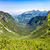 dağlar · manzara · görmek · yaz - stok fotoğraf © blasbike