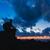 trekking · sziluett · naplemente · illusztráció · természet · jogging - stock fotó © blasbike