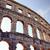 római · amfiteátrum · aréna · ősi · építészet · színház - stock fotó © blasbike
