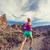 szlak · uruchomiony · góry · fitness · motywacja · inspiracja - zdjęcia stock © blasbike