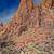 vrouw · lopen · bergen · landschap · kruis - stockfoto © blasbike