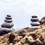 Steine · Gleichgewicht · Eingebung · Wellness · Retro · spa - stock foto © blasbike