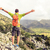 happy success winner life goal success hiker man stock photo © blasbike